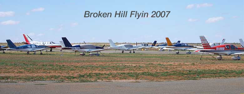 Broken Hill Flyin 2008