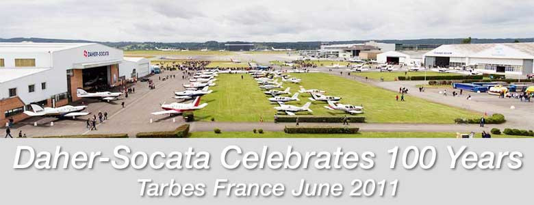 June 2011 - Daher-Socata Celebrates 100 Years